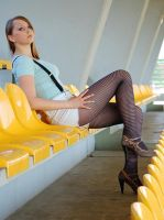 yellow stadium2 by Faellesi