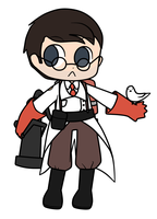 Medic by Froofy