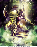 Overall: Maiev Shadowsong by Rikimaru-Ze-Assassin