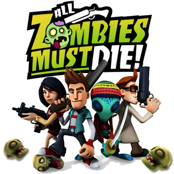 All Zombies Must Die! v2 by POOTERMAN