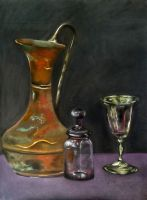 Copper Pitcher by ollie-neil