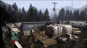 Trailer park by JuavT