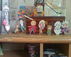 paper children collect XD by RyougirlBakura