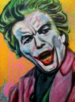 Cesar Cookie Joker by losercreep