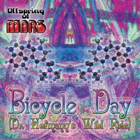 Bicycle Day (Dr. Hofmann's Wild Ride) - Cover by mac-chipsie