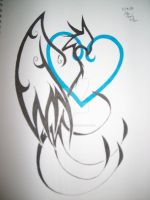 Phoenix Tattoo Idea 2 by myinsanity101