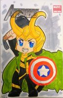 Loki Assembled! by CuddlyCapes
