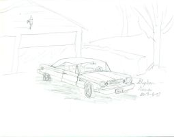 1966 Plymouth Belvedere hardtop by stephdumas