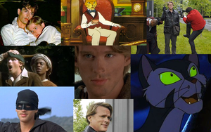 Cary Elwes Collage by Sanluris