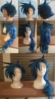 Wig Commission: Kamina by the-sushi-monster