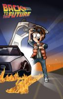 Back To The Future by LightOnTheSilhouette