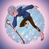 It's Jack Frost! by trungles