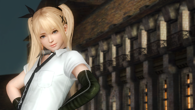 DOA5LR Marie Rose 3 by Vayne1510