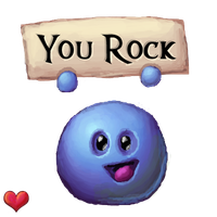 you rock by loveforfriends