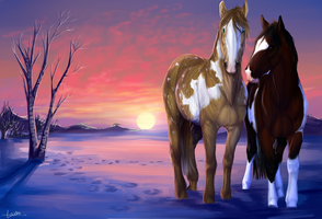 Keep Me Warm - Finished YHH by Loudish