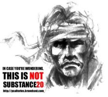 NOT me by Substance20