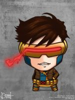 SD Kai :: Cyclops with Jacket by squall95