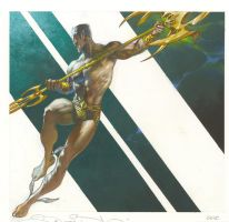 HABSRO:toy packaging art- NAMOR by simonebianchi