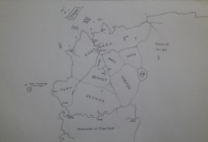 The Lands of Thuria. *Update* by Furrynation13