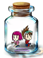Bottle Meme: SubaMi by Irismightlikepink