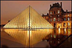 Boris Goldstein - The Louvre Museum by Borisgoldstein