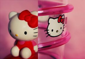 Hello Kitty by koshadesing