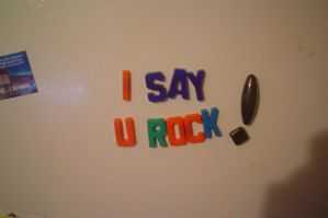 I Say U Rock by muutus