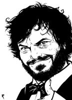 Jack Black by Tikay77