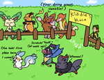 The Great Race, Kids version (competition entry) by LuckyZorua