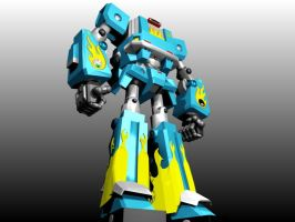 MEGAS XLR 06 by g2mdluffy