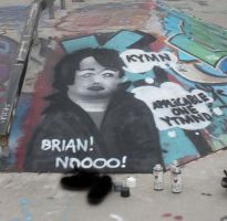 Brian Peppers, Sexual Portrait by Applicable