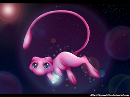 Mew by Ink-Leviathan