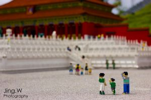 Mini Forbidden City by afterfxpro