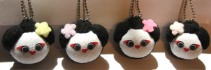 Geisha Balls by Squisherific