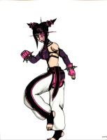 juri han...in color by taurence