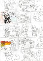 Dusk's Retarded Adventure. Day 2 Page 2 by duskdragon13