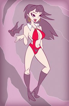 Vampirella! by daabcreative