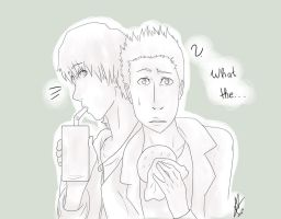 SP: Dean and Sam by yuminica