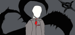the slenderman by admirer617