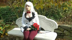Waiting by IPCosplay