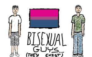 Bisexual Guys! by kompatibility-king