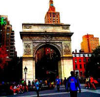 Arc de NYC by Dancing1233