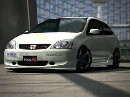GT4 Civic EP by PHOTOxSHOP