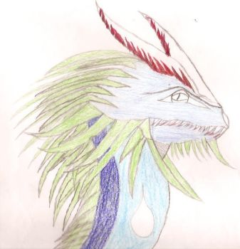 Color Dragon by sirk141