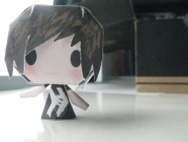Anthony Padilla Papercraft by mirver