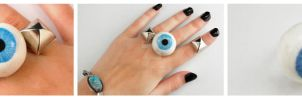 eye ring. by amysshizzle