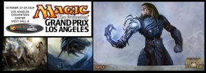 MTG Grand Prix Los Angeles!! by Ubermonster