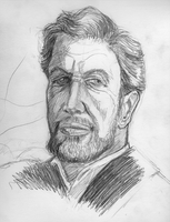 Vincent Price by doctor-morbius