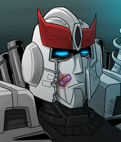 Prowl after RID 2 by VolverseLoco
