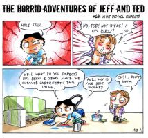 Adventures of Jeff 'n Ted pt68 by Seal-of-Metatron